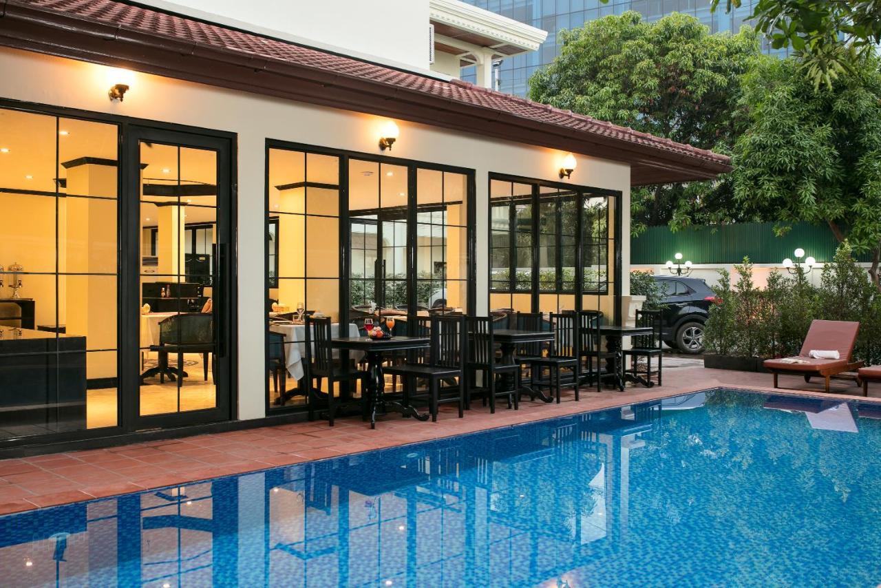 Отель  Vientiane Boutique Villa