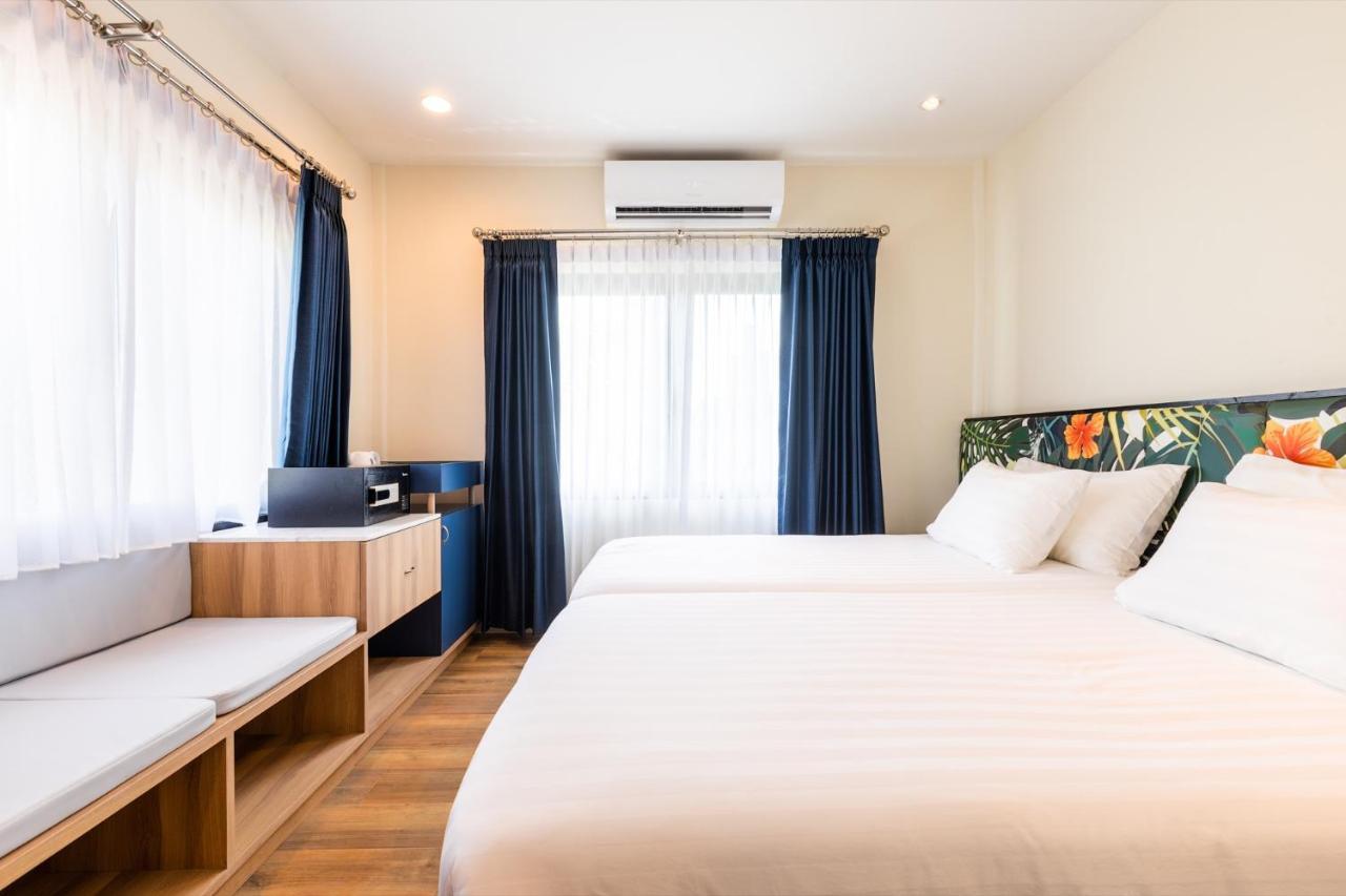Ozone Hotel Samyan