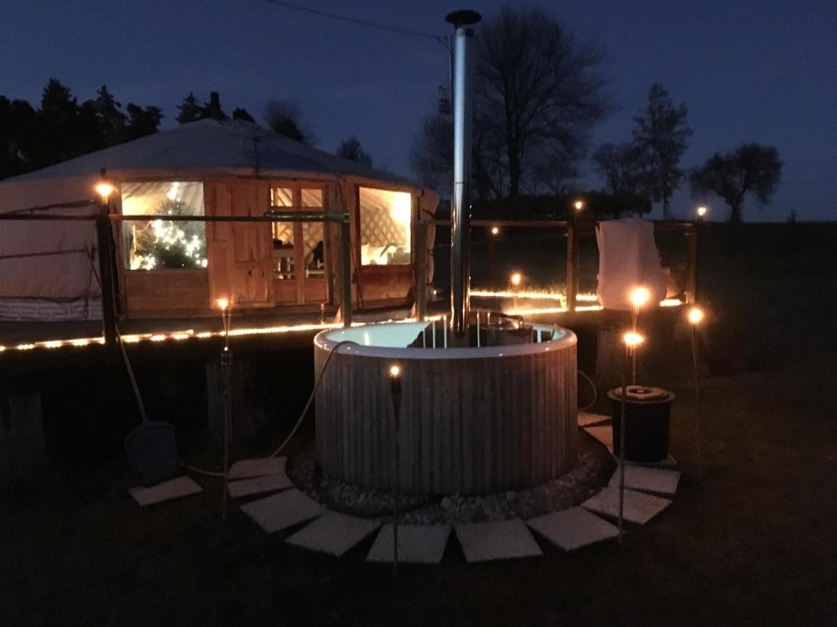 Люкс-шатер  Glamping Abruzzo - The Yurt