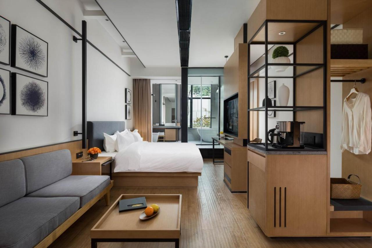 Отель  S. Designer Hotel (Chengdu Renmin South Road US Consulate)
