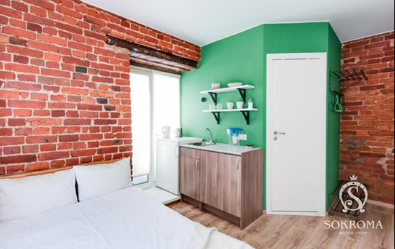 Апартаменты/квартиры  Sokroma Daily Aparts