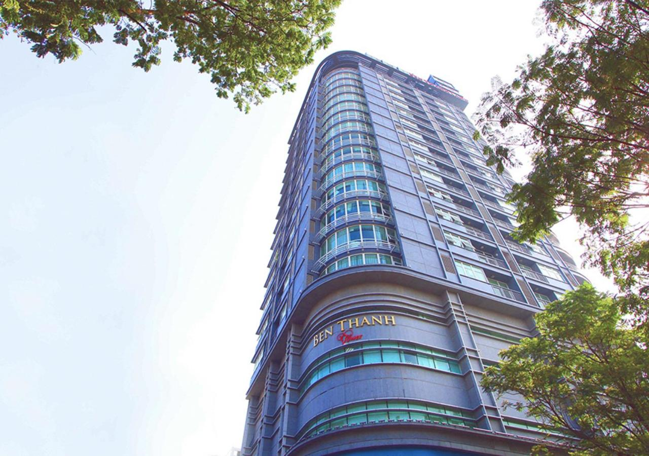 Апартаменты/квартиры  Luxury The One Ben Thanh Apartments
