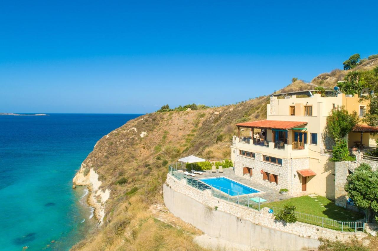 Villa Souda Bay View Kalami Greece Booking Com