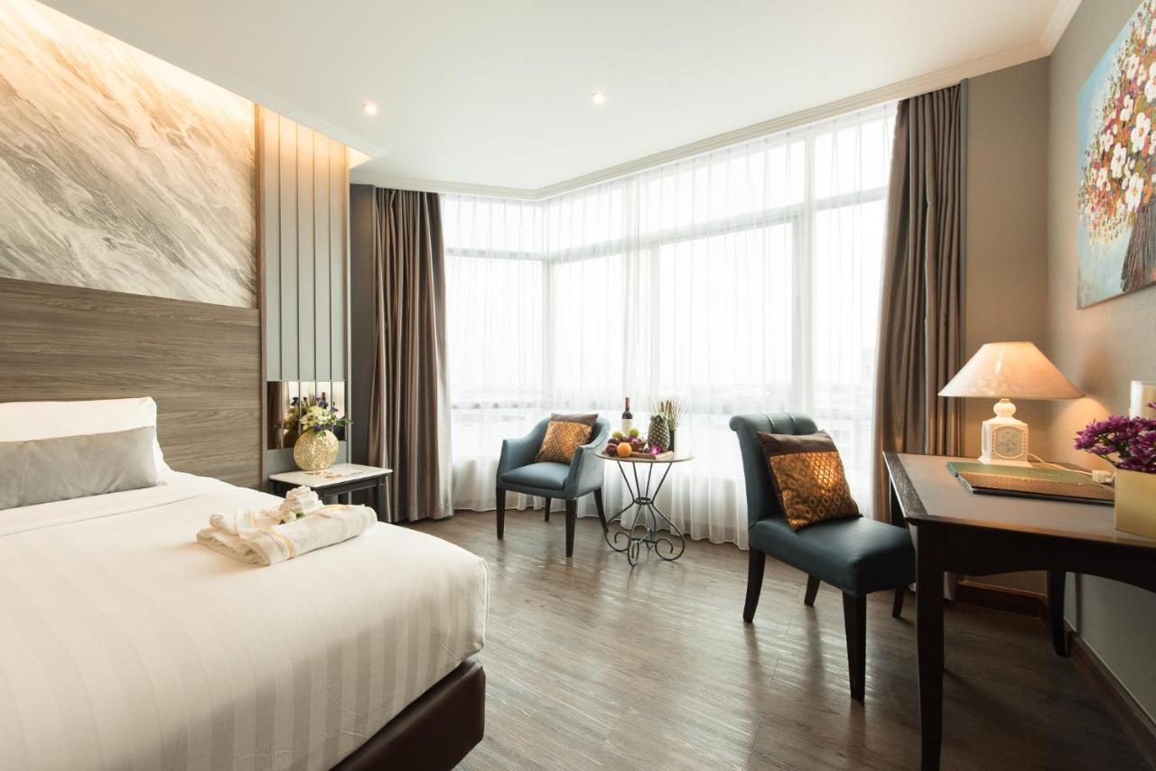Siam Mandarina Hotel Suvarnabhumi Airport