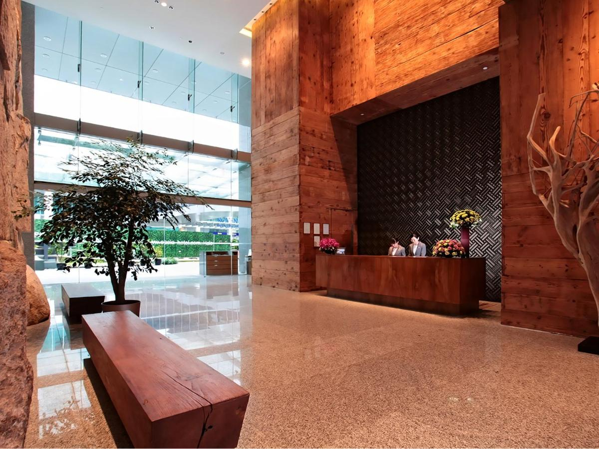 Отель  Oasia Hotel Novena, Singapore By Far East Hospitality