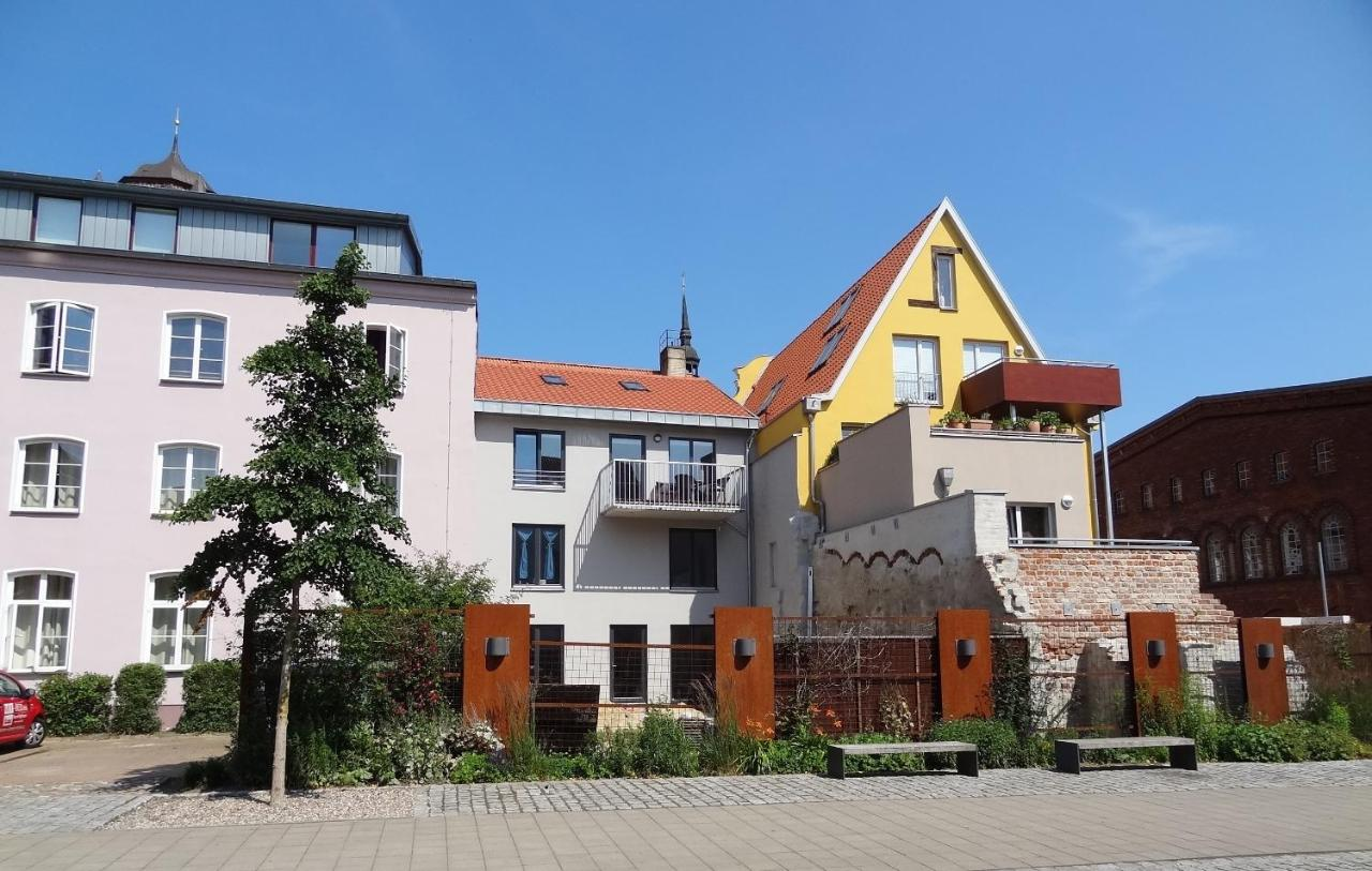 Дома для отпуска  Backbord Und Steuerbord