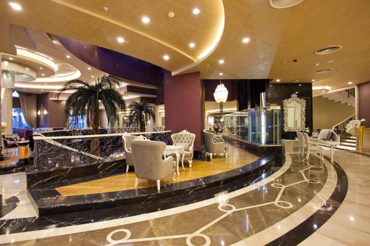 Hotel Limak Eurasia Luxury (Türkei Istanbul) - Booking.com