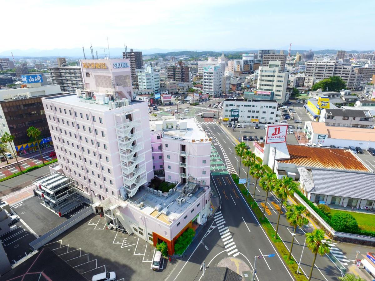 記念日におすすめのホテル・宮崎第一ホテルの写真1