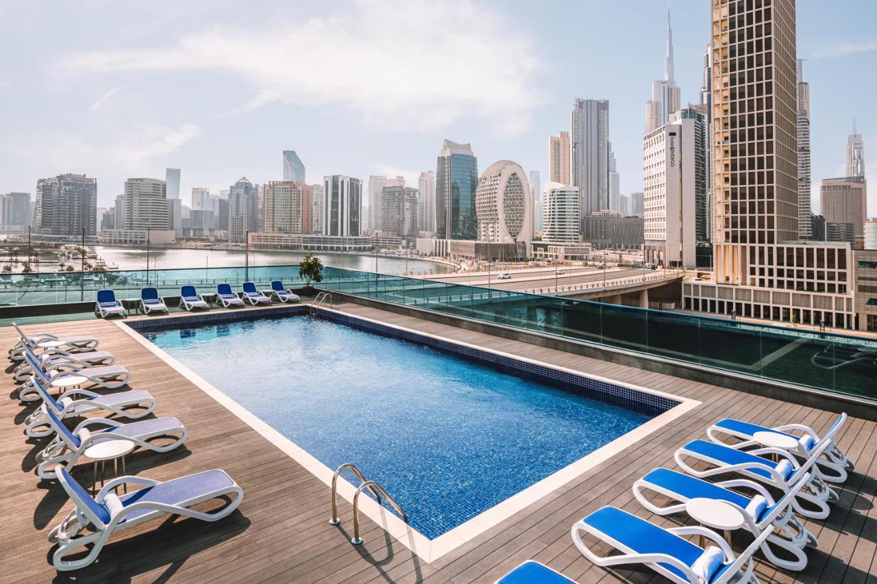 Radisson Blu Hotel Dubai Canal View, November 2019