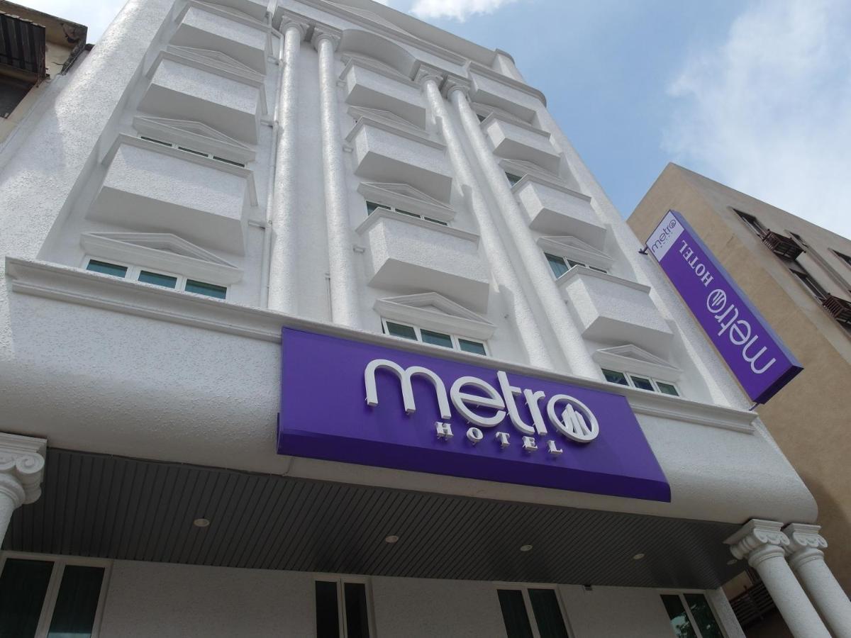 Отель Metro Hotel @ KL Sentral