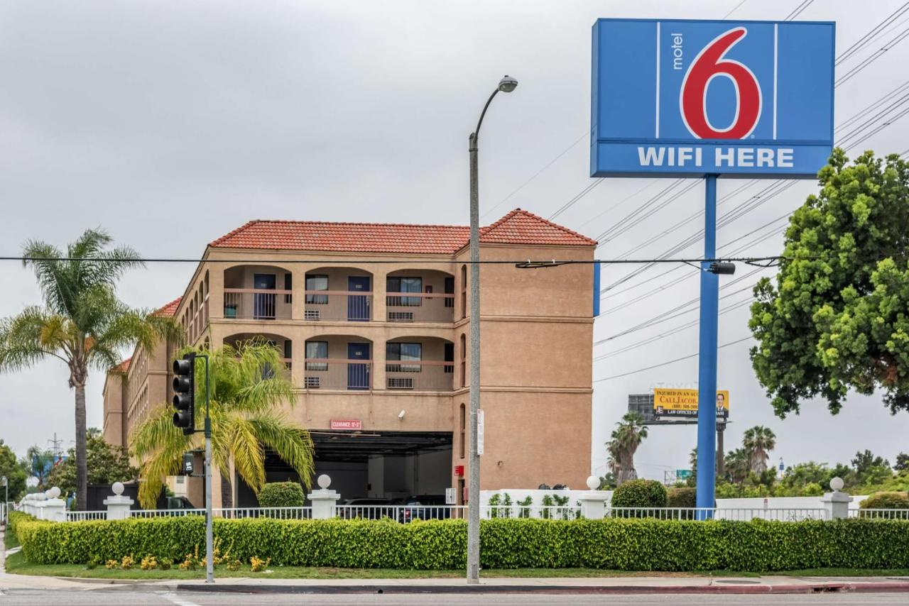 Motel 6 Gardena Ca - South