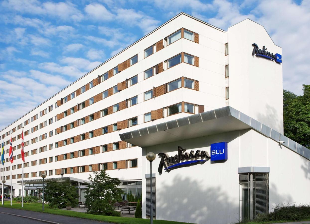 Отель Radisson Blu Park Hotel, Oslo