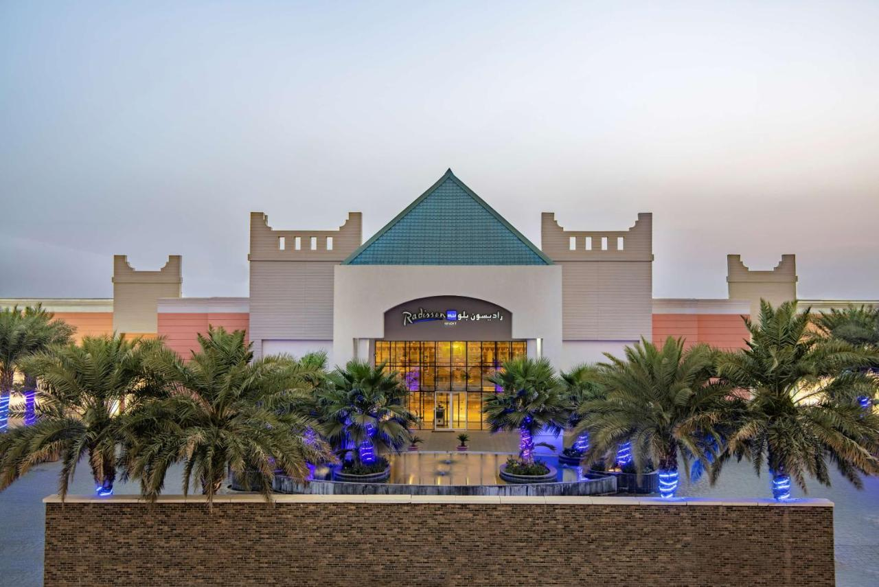 Отель  Отель  Radisson Blu Resort Jizan