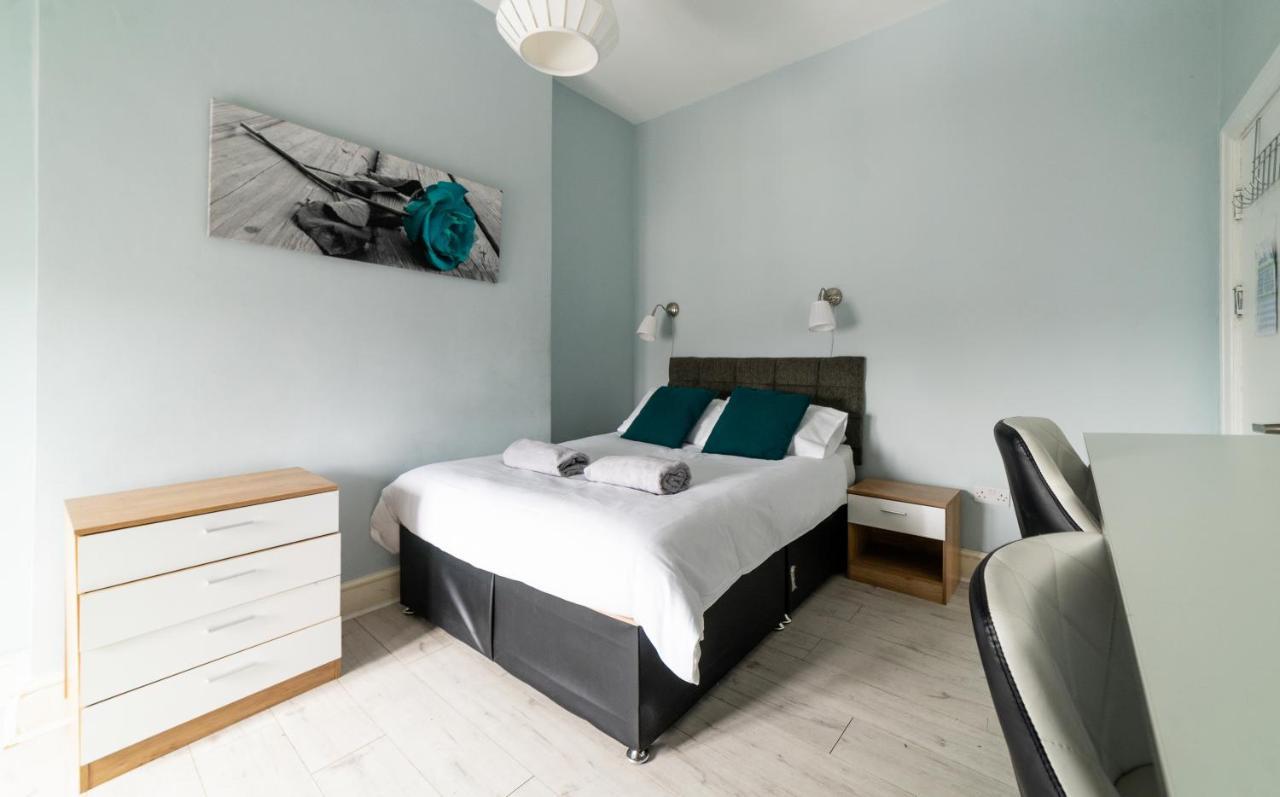 Отель типа «постель и завтрак»  Regency Guesthouse Manchester