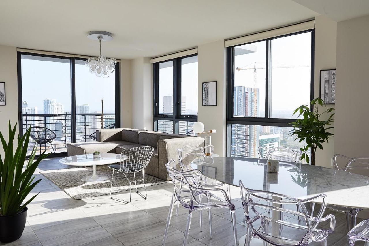 Апарт-отель  Modern Downtown Apartments By Nuage