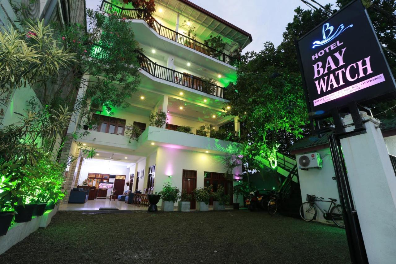 Отель  Hotel Bay Watch Unawatuna