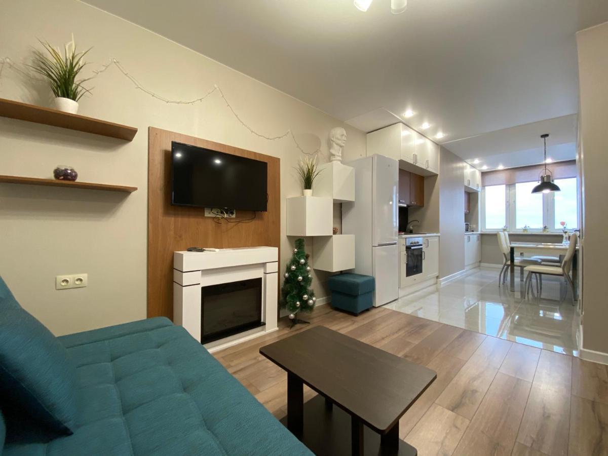 Апартаменты/квартира  Bliss Luxury Apartments With Fireplace
