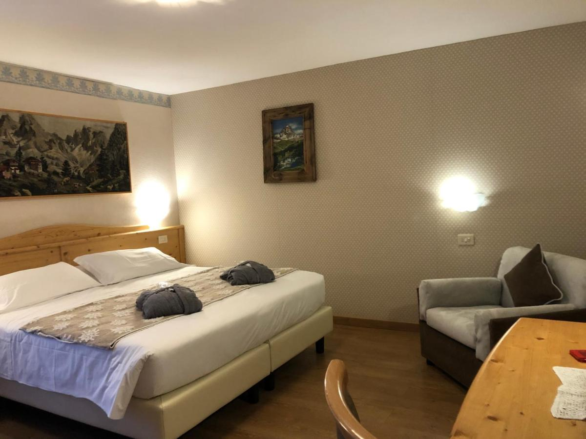 Mini Spa Da Casa hotel edelweiss, breuil-cervinia, italy - booking