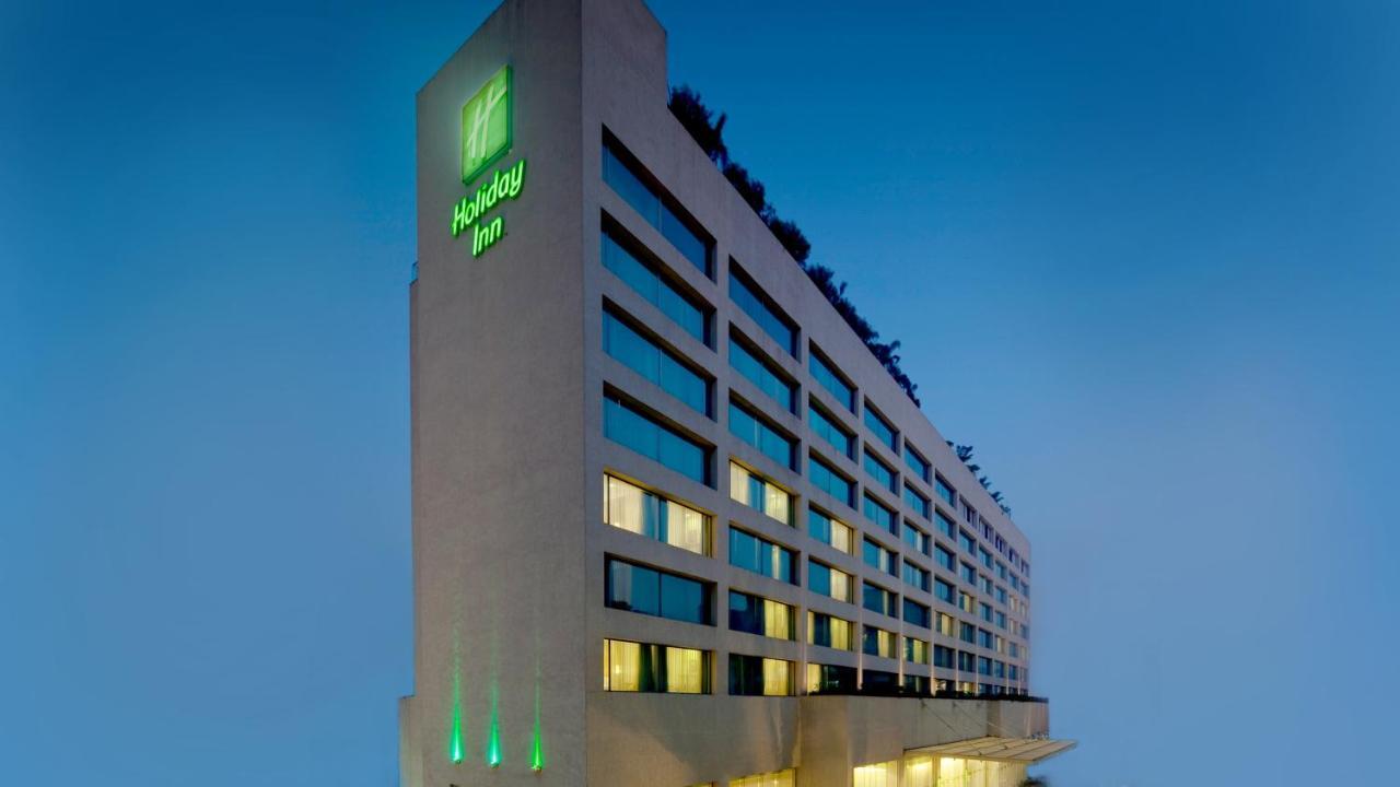 Отель  Holiday Inn Mumbai International Airport
