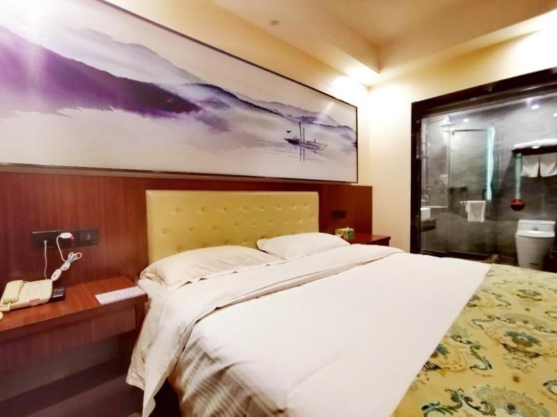 Отель  Отель  GreenTree Alliance Changzhou Jintan District Dongmen Street Hotel Hotel