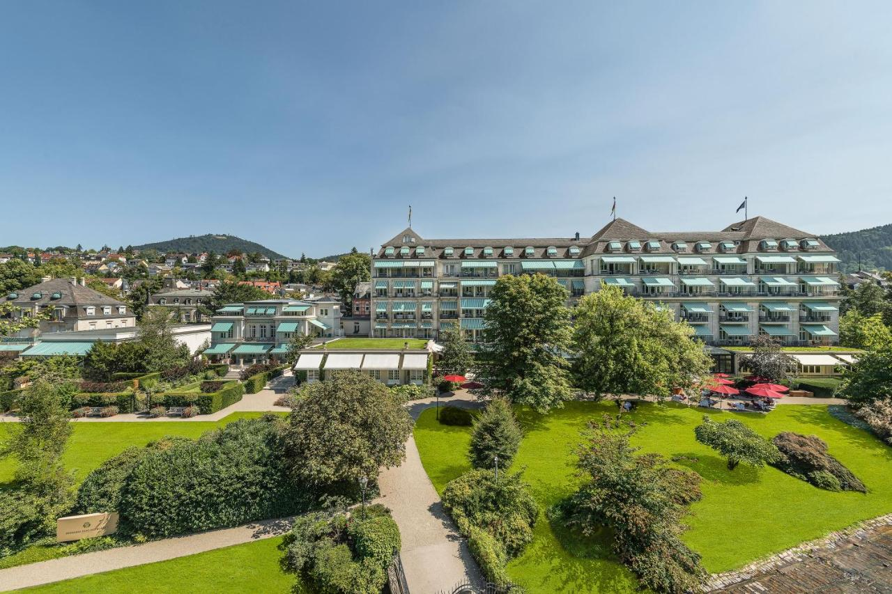 Отель  Brenners Park-Hotel & Spa - An Oetker Collection Hotel