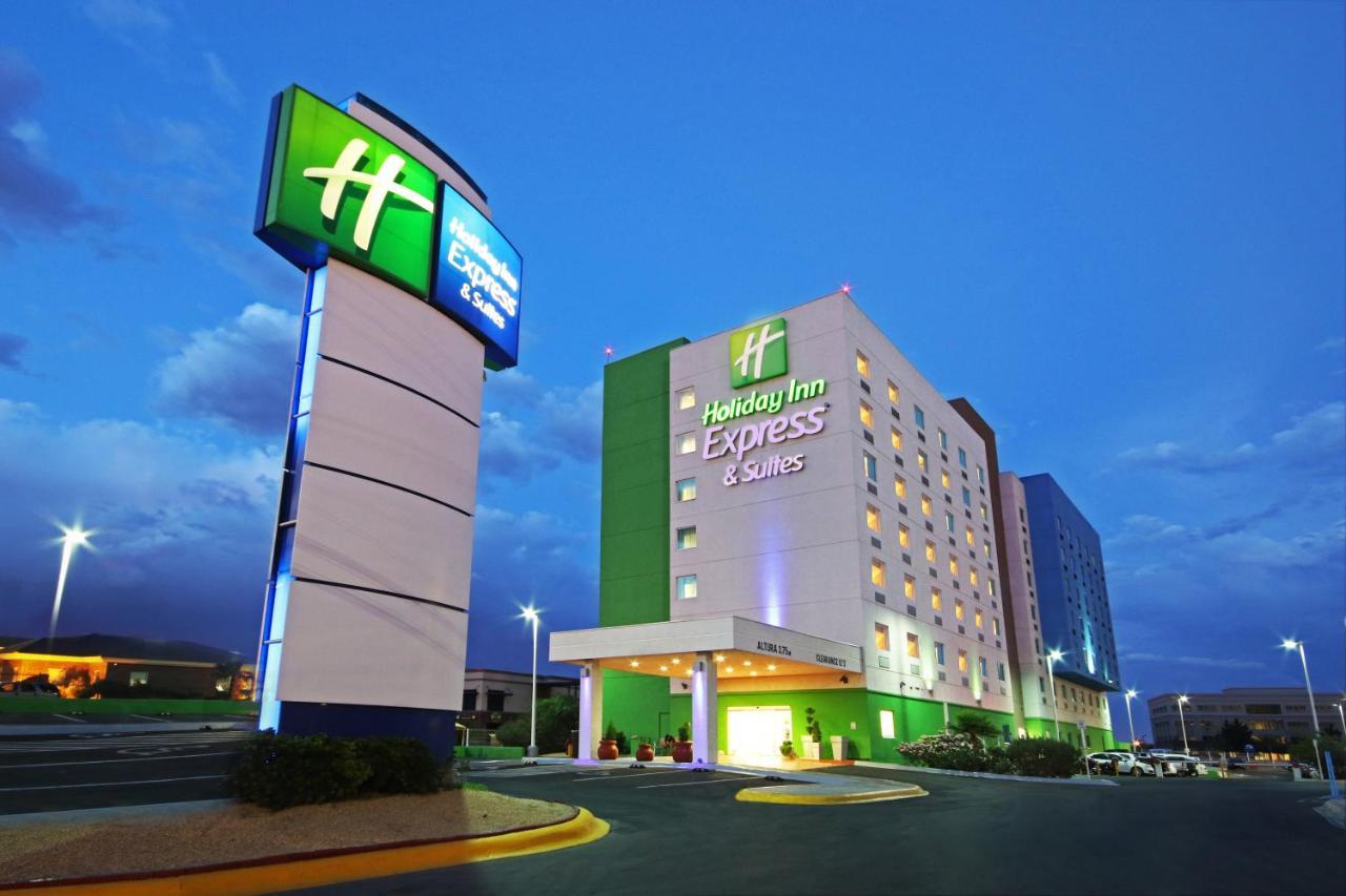 Отель  Отель  Holiday Inn Express Hotel & Suites CD. Juarez - Las Misiones