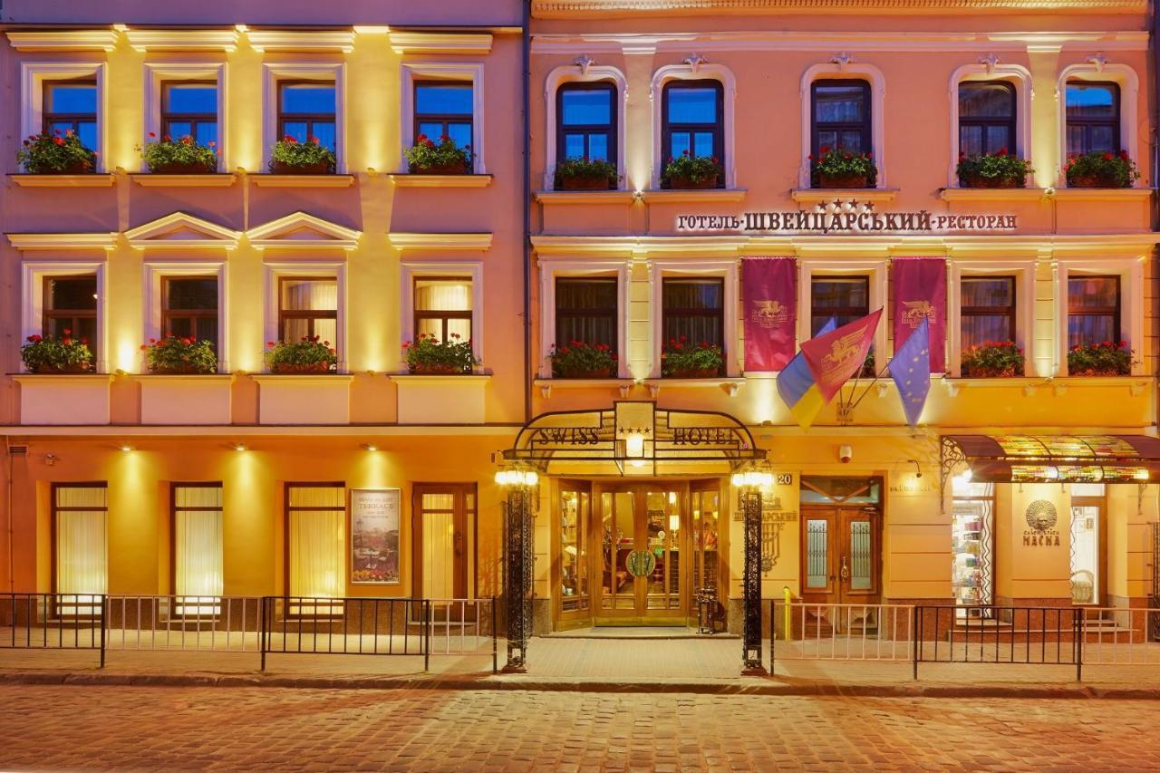 Отель  Отель Швейцарский