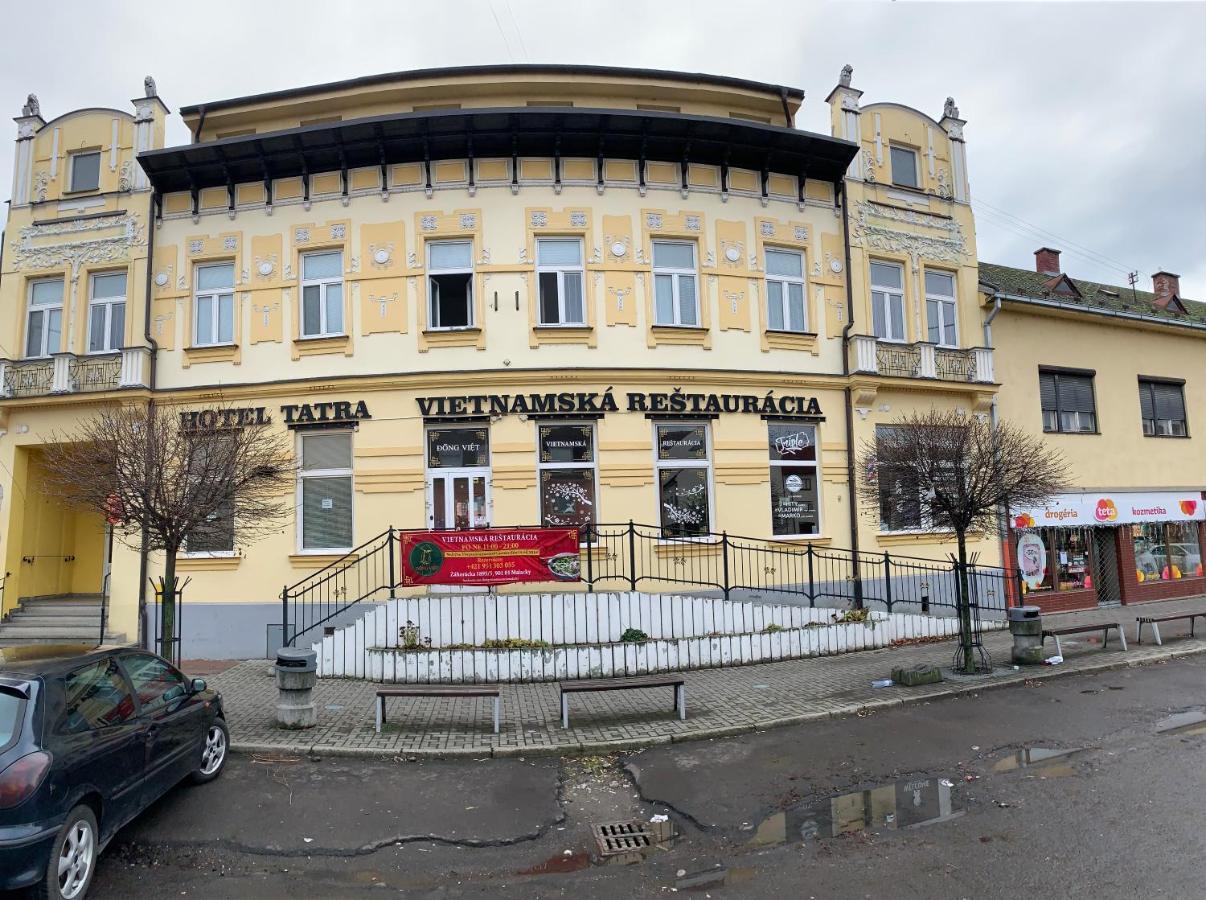 Отель  Hotel TATRA