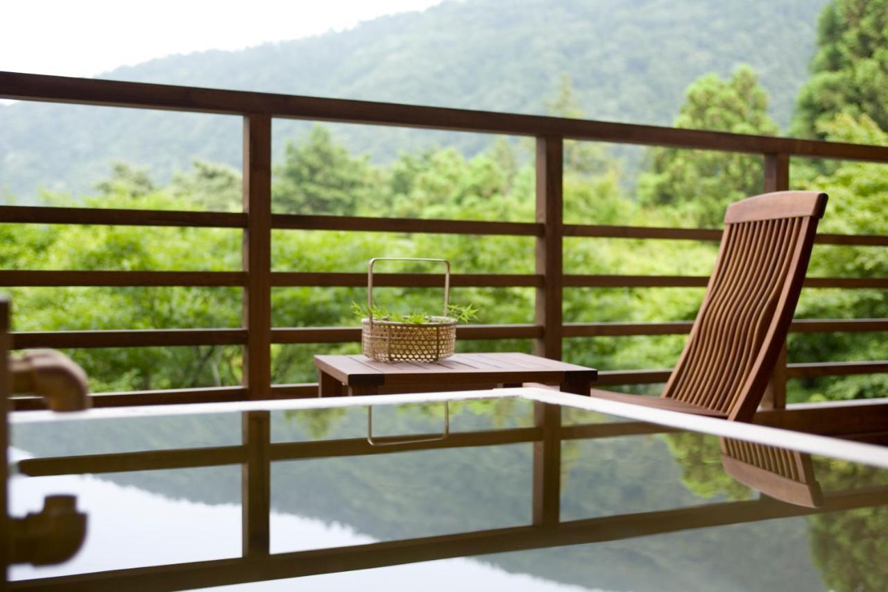 箱根小涌谷温泉水の音の写真2