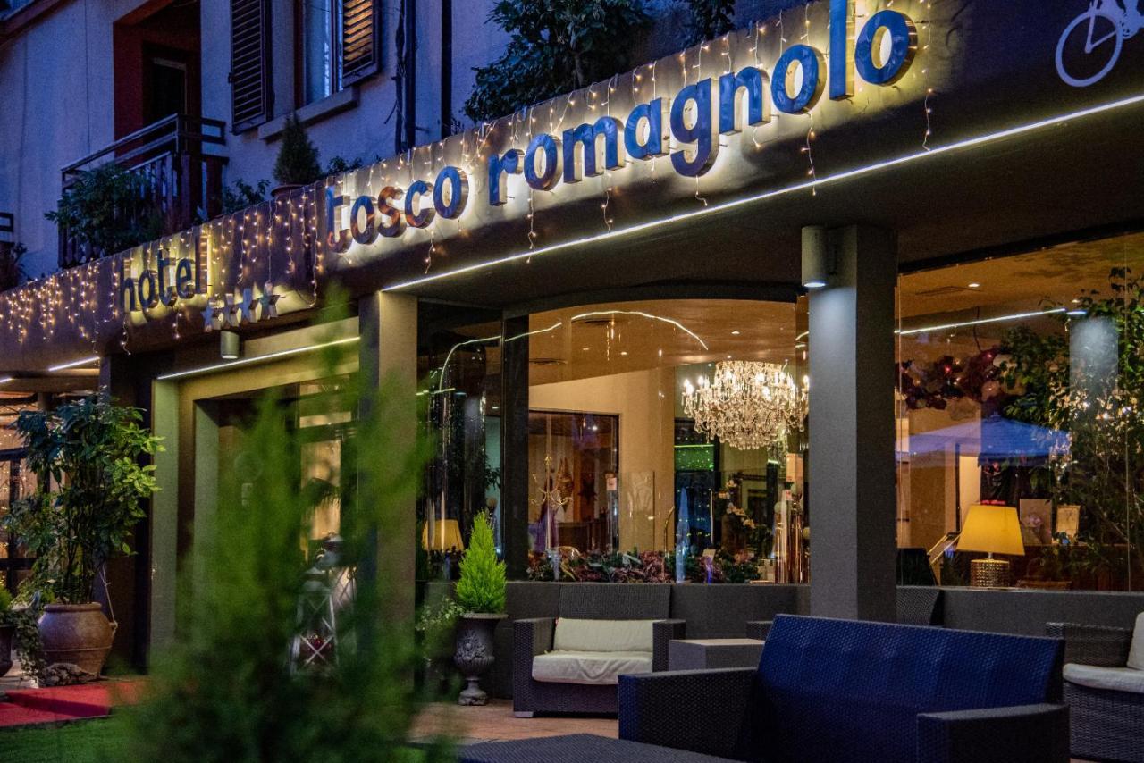 Отель  Hotel Tosco Romagnolo
