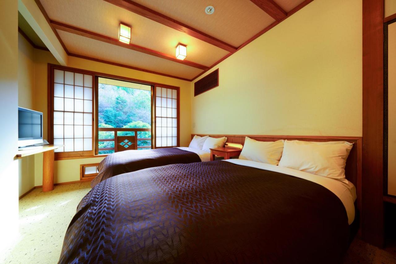 黒川温泉 やまびこ旅館の写真2