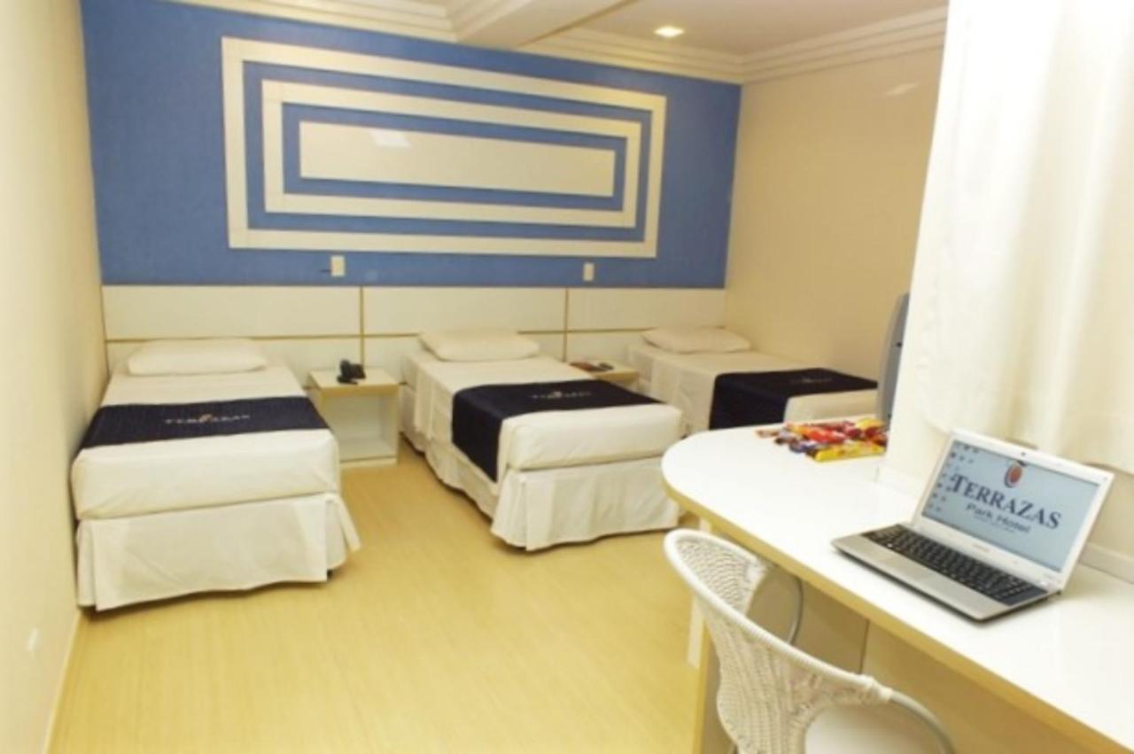 Terrazas Hotel Curitiba Brazil Booking Com