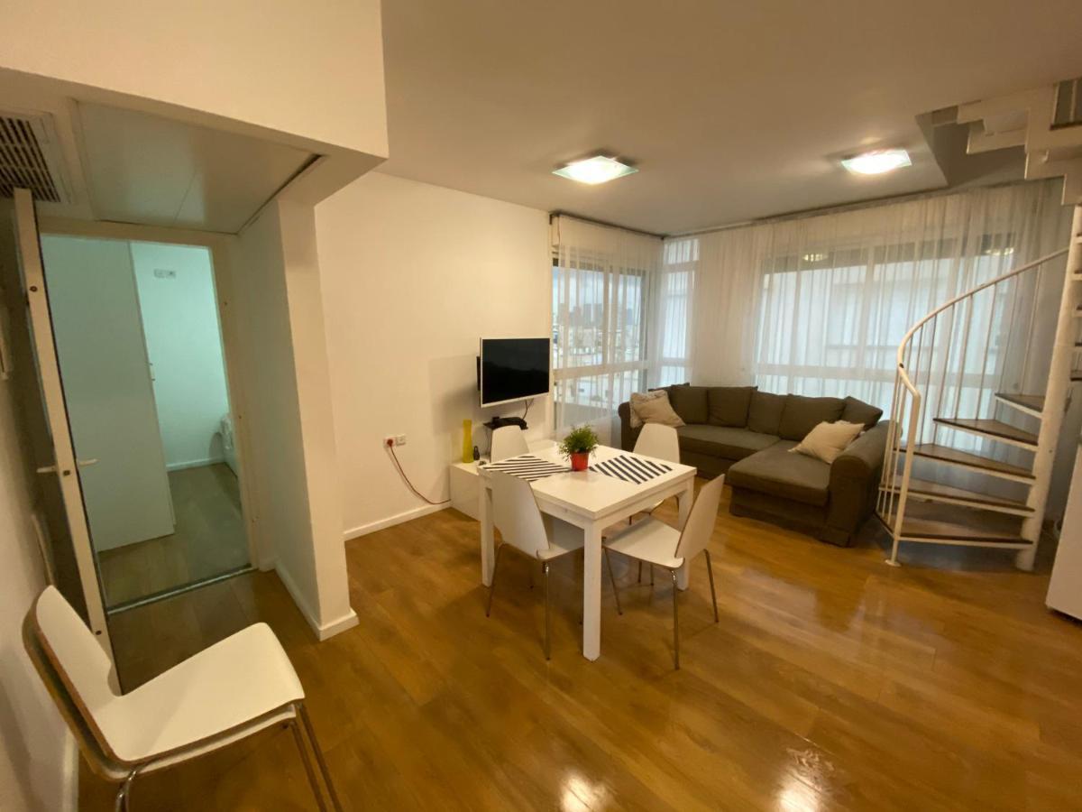 Апартаменты/квартиры  Ben Yehuda Sky Apartment Near Hilton Beach By Sashaapartments