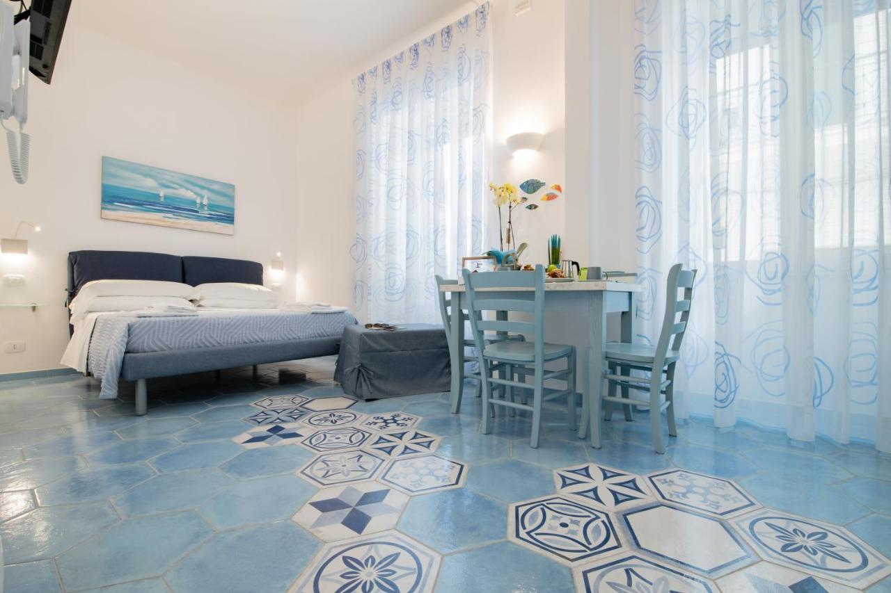 Апартаменты/квартиры  Una Finestra Sul Mare
