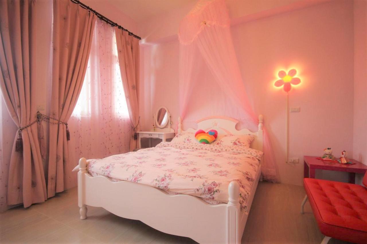Отель типа «постель и завтрак»  萩閣民宿 Sara's House