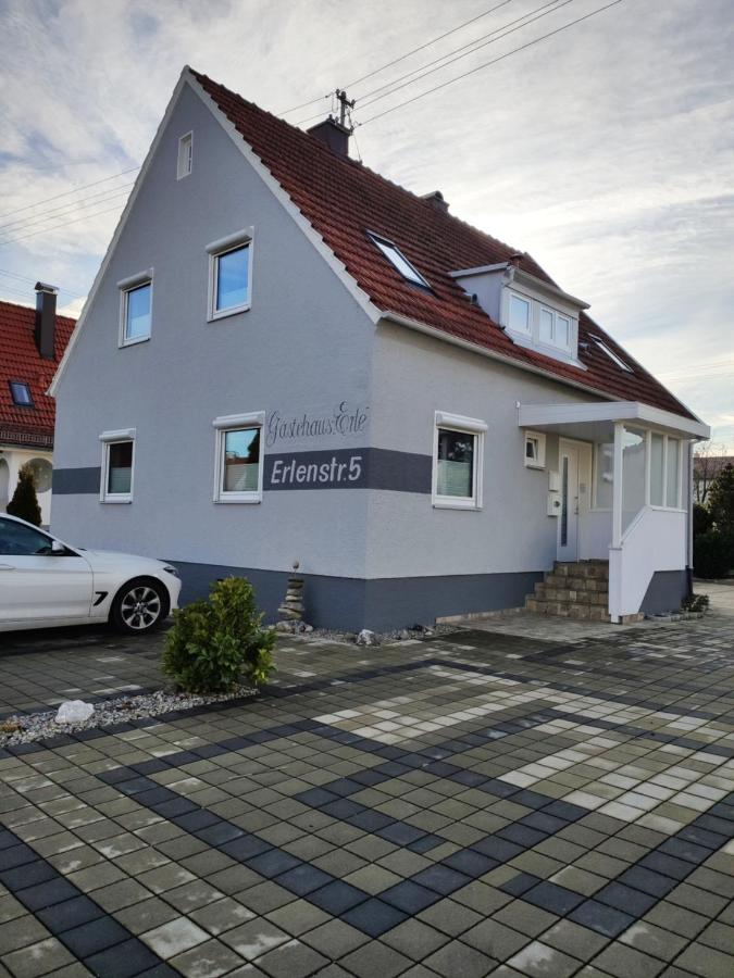 Апартаменты/квартира  Gästehaus Erle