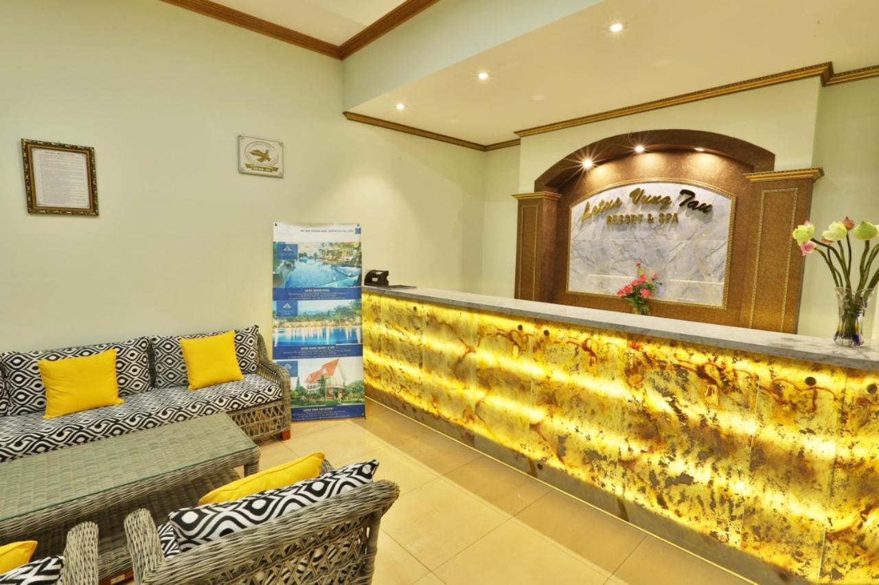 Курортный отель  Lotus Vung Tau Resort & Spa