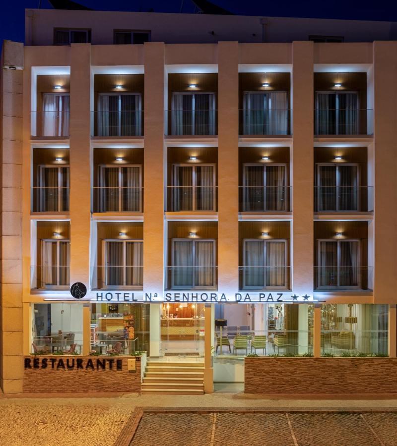 Отель  Hotel Nossa Senhora Da Paz