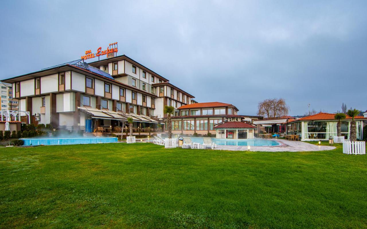 Отель  Spa Hotel Ezeretz Blagoevgrad
