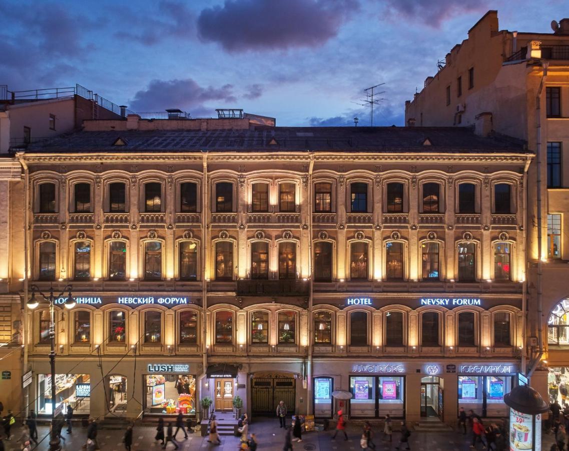 Отель  Отель Невский Форум
