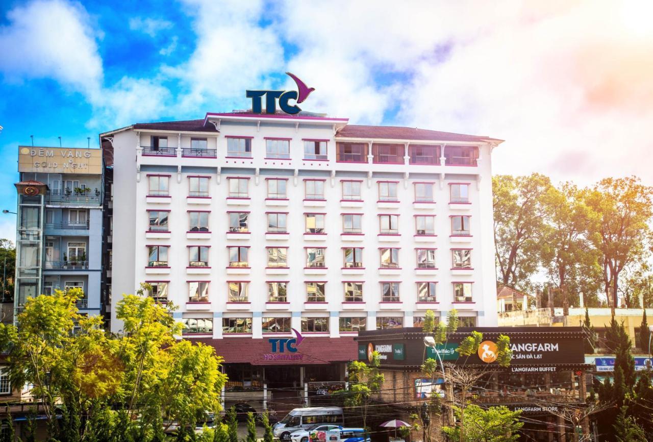 Отель  TTC Hotel - Da Lat