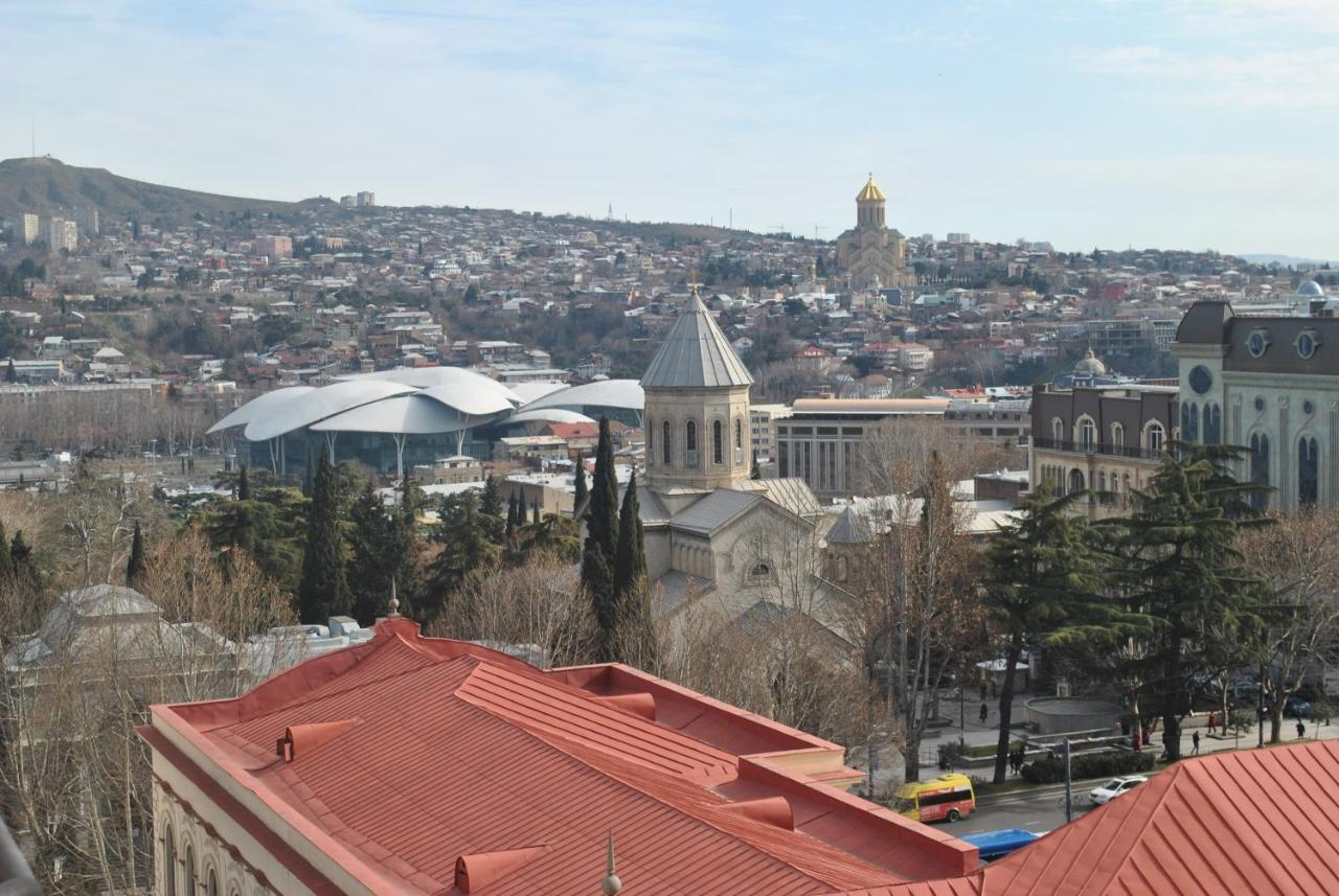 Апартаменты/квартиры  Rustaveli Tbilisi City Central Apartments