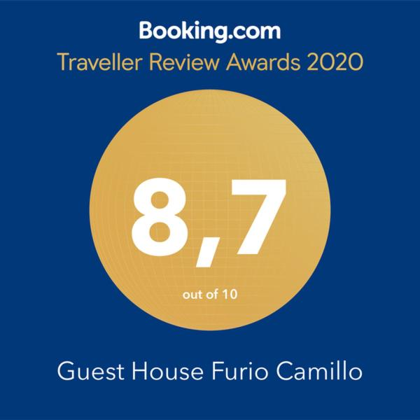 Гостевой дом  Guest House Furio Camillo