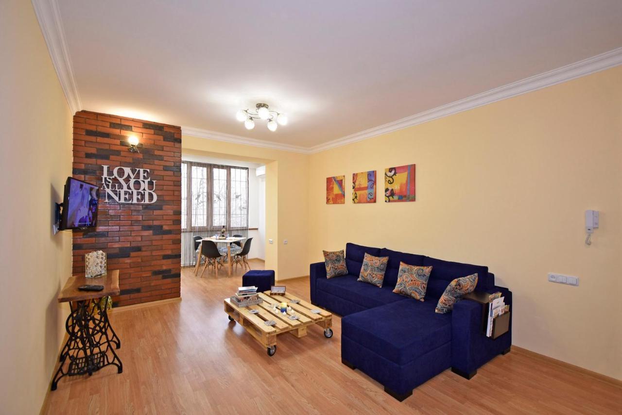 Апартаменты/квартира  Jazzy Apartment, Yerevan City Center