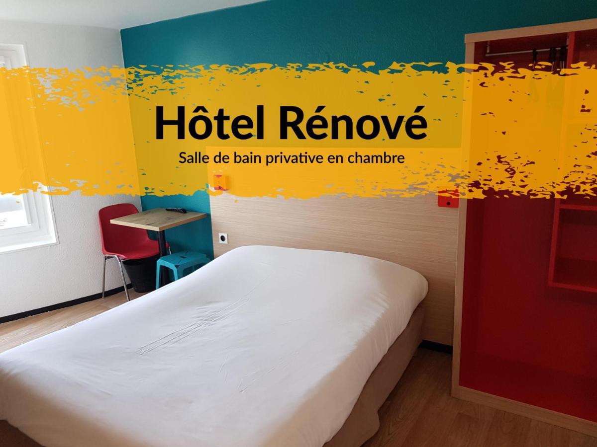 Отель  HotelF1 Nemours