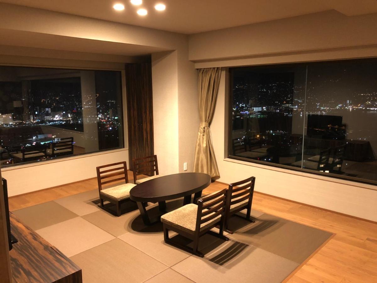 記念日におすすめのレストラン・稲佐山観光ホテルの写真5