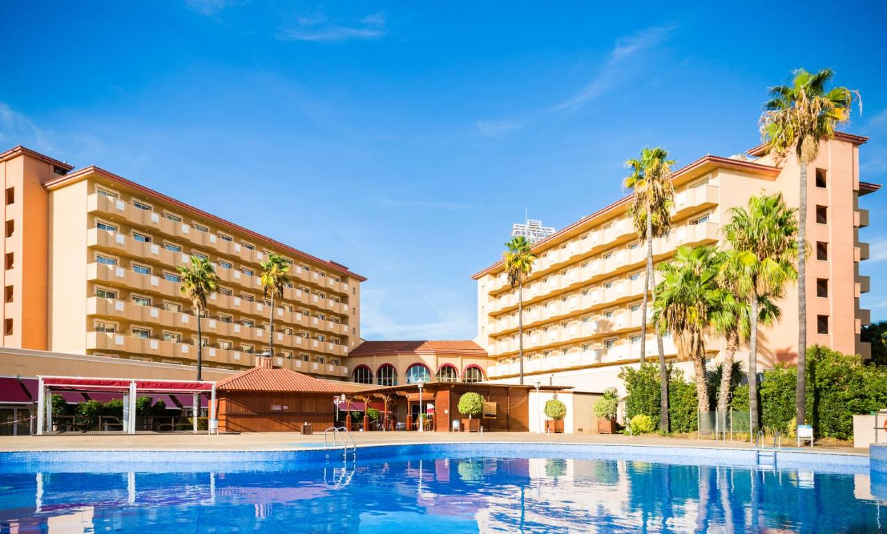 Отель  Ohtels La Hacienda