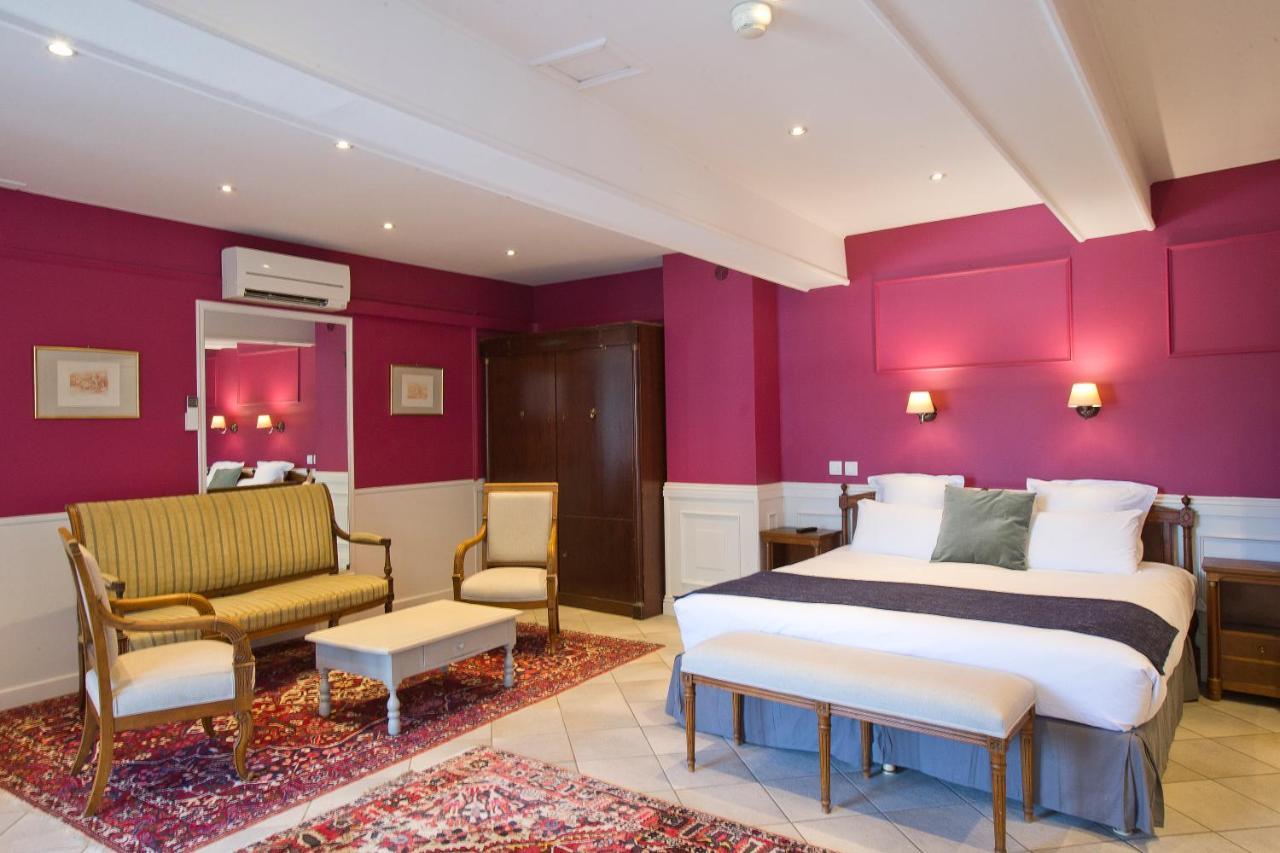 Hotel Chateau De La Commanderie Eybens France Booking Com