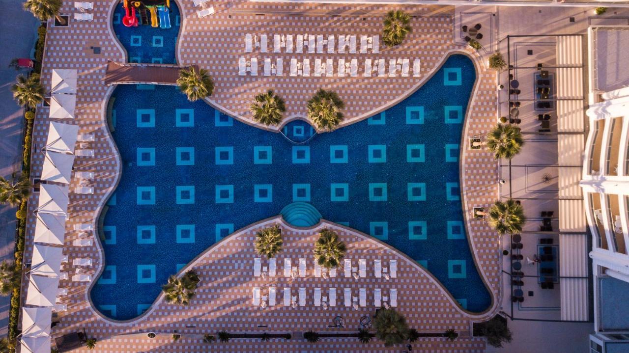 План Grand Blue Fafa Resort