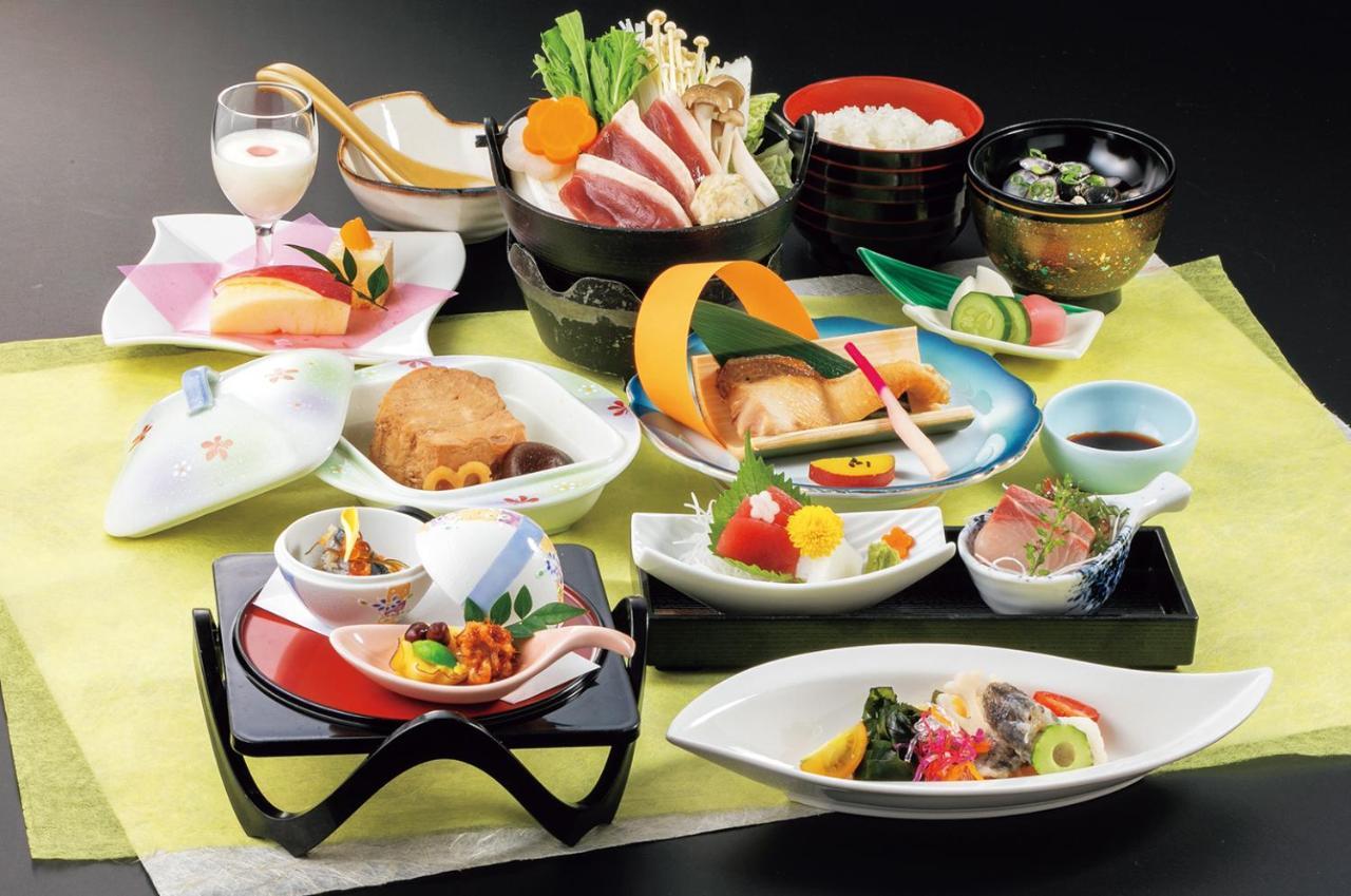 記念日におすすめのレストラン・かんぽの宿 潮来の写真6